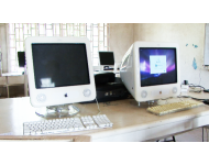 Apple computers to computer training centre