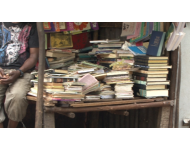 existing second hand books stall